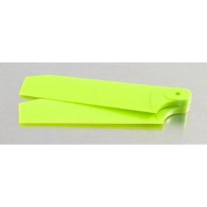 KBDD Heckrotorblätter Extreme Edition 72,5mm (neon grün) KBDD4037#