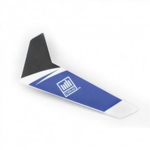 Blade mSR Leitwerk blau - EFLH3020B  Eflite