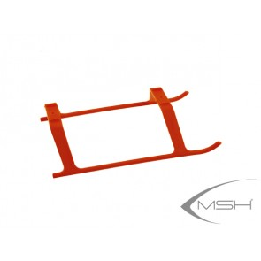 Protos 380 - Landing gear Red