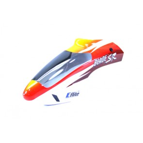 Blade SR Canopy, Red:BSR - EFLH1521  Eflite
