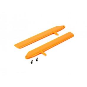 Blade 130X: Blade Fast Flight Hauptrotorblätter Set Orange BLH3715OR Blade