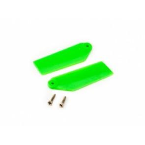 Blade 130X: Heckrotorblätter Grün BLH3733GR Blade
