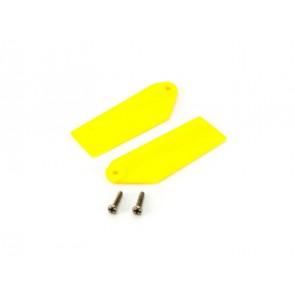 Blade 130X: Heckrotorblätter Gelb BLH3733YE Blade