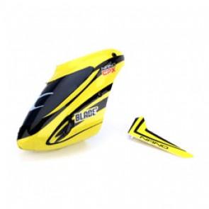 Blade Nano CP X : Kabinenhaube u. Finne Gelb BLH3318 Blade