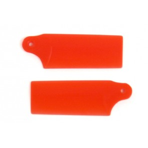 KBDD Heckrotorblätter 19 mm (rot) KBDD5254#
