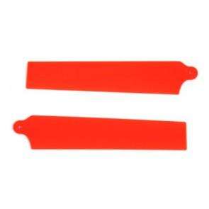 KBDD Hauptrotorblätter (neon orange) KBDD5203#