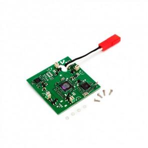 Blade 4-in-1 Kontrolleinheit, Empfänger /Regler /Mischer/Kreisel : mQX BLH7501 Blade