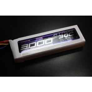 SLS XTRON 3000mAh 3S1P 11,1V 30C/60C (SLSXT30003130) SLS