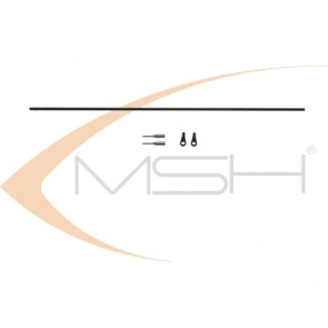 Protos 500 - Heckrotoranlenkgestänge Steched Version MSH51325# MSH