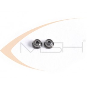 Protos 500 - Flanschkugellager 2x5x2,5 MSH51066# MSH