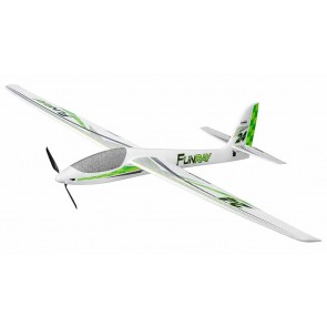 Multiplex RR FUNRAY Modell optisch ein Topmodell