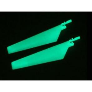 Blade mCX untere Rotorblätter Leuchteffekt - EFLH2220GL  Eflite