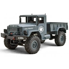 CR4 Militär LKW EP 1/16 RTR - 4WD (sand)