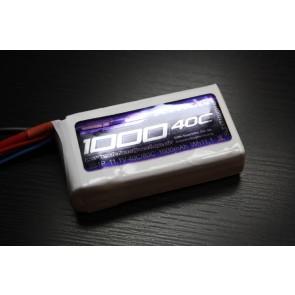 SLS XTRON 1000mAh 3S1P 11,1V 40C/80C (SLSXT10003140) SLS