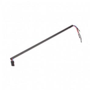 Blade 200 SR X: Heckrohr m. Motorkabel BLH2015 Blade