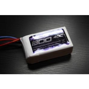 SLS XTRON 800mAh 3S1P 11,1V 40C/80C (SLSXT08003140) SLS