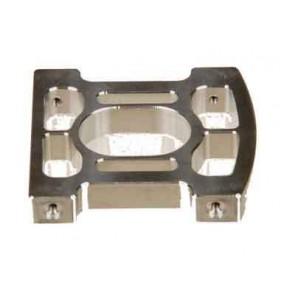 Motorplatte Aluminium LOGO 500/600  04088 Mikado
