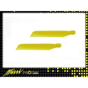 Protos 450 - Heckrotorblätter - gelb MSH41111# MSH