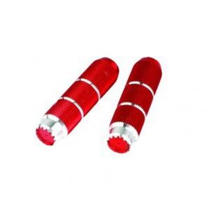 Multiplex Knüppelgriffe Alu lang rot für AURORA 9 und Spektrum Multiplex