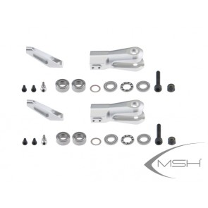 Alu main blade holder set