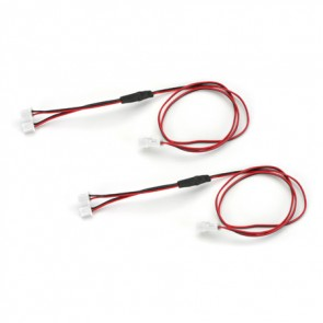 E-flite Y-Kabel 30cm (2): Universal Light Kit EFLA616 Eflite