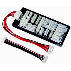 Universal Balancer Board / Adapterplatine 2-6S (Hitec) 118300 Hitec