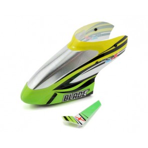 Blade mCP X BL: Kabinenhaube Gelb-Grün BLH3909O Blade