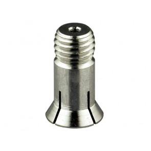Klemmkonus / Welle 3mm für Klappspinner Ø35mm Yuki