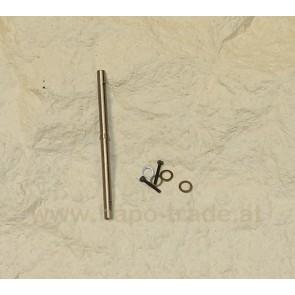 Blade 180 CFX: Tuning Hauptrotorwelle (Titan) HSF3407 Blade