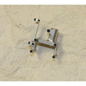 Blade 180 CFX: Tuning Heckrohrgehäuse vorne (Alu) HSF3420 Blade