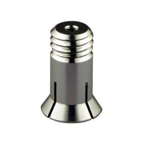 Klemmkonus / Welle 4mm für Klappspinner Ø30mm Yuki