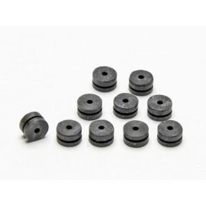 Gummi Noppen 8 x 5 mm (VE=10St.)
