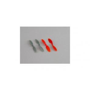 Blade Nano QX 3D: Propeller (4) BLH7105 Blade