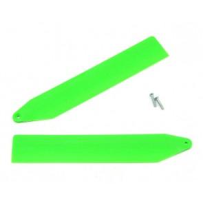 Blade nCP X: Hauptrotorblätterset Grün BLH3310GR Blade