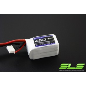 SLS XTRON 450mAh 4S1P 14,8V 40C/80C