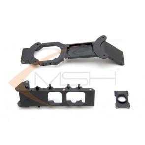 Protos 500 - Carbon frame - Plastic parts