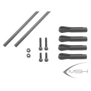 Protos Max V2 - 770 Tail boom brace V2 MSH71204# MSH