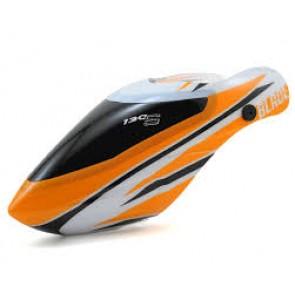 Blade 130S - Kabinenhaube orange - BLH9314