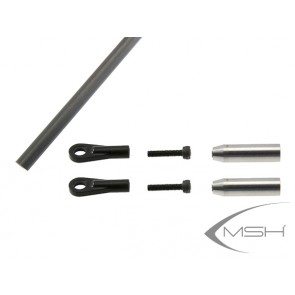 Protos Max V2 - 770 Tail control rod set V2 MSH71205# MSH