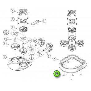 Schraubensatz (8) (BLH9808)