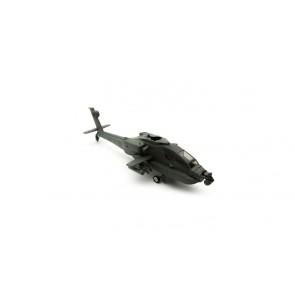 Blade Rumpf m. LEDs: Micro Apache AH-64 BLH2520 Blade