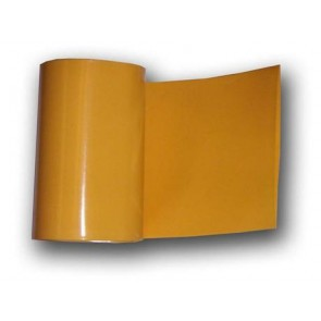Schrumpfschlauch flach 95mm gelb Jamara