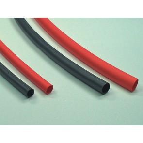 Schrumpfschlauch - Paar schwarz/rot 3mm Yuki