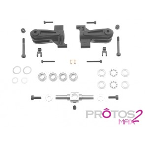 Protos Max V2 - Tail rotor set MSH71048# MSH