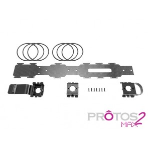 Protos Max V2 - Battery support slide MSH71066# MSH