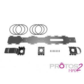 Protos Max V2 - Battery support slide MSH71066# MSH