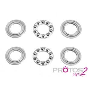 Protos Max V2 - Thrust BB 10x18x5,5 (2x) MSH71076# MSH