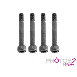 Protos Max V2 - M5x35 9mm thraded Socket head cap screw MSH71119# MSH