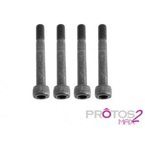 Protos Max V2 - M5x35 9mm thraded Socket head cap screw MSH71119# MSH