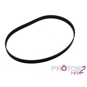 Protos Max V2 - Front belt MSH71154# MSH
